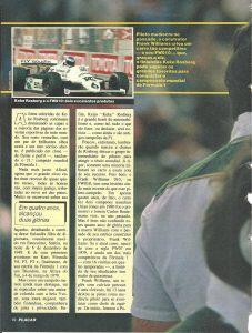 Read more about the article F1. Keke Rosberg e o FW010: dois excelentes produtos