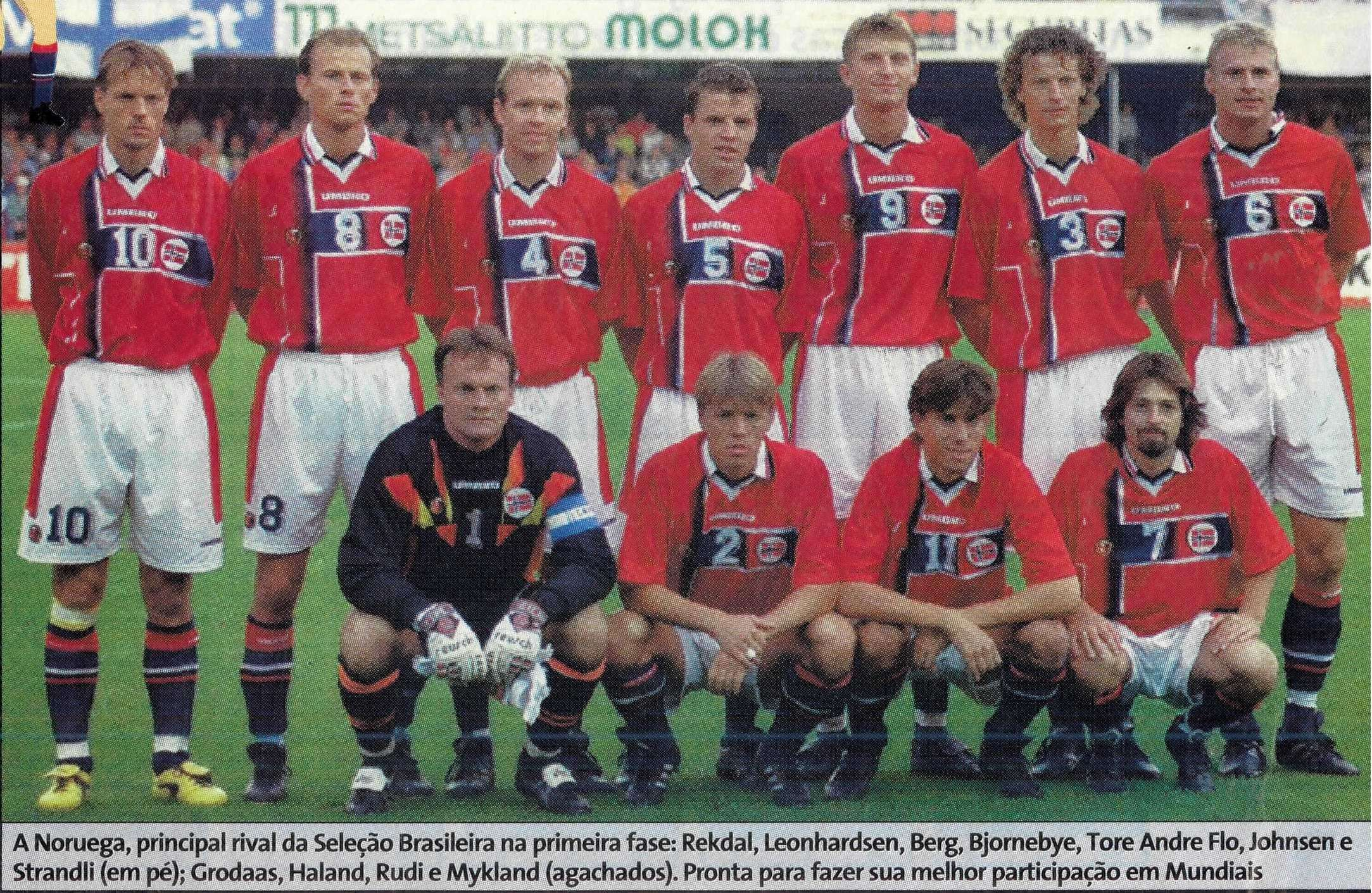 You are currently viewing Fotos Seleção Noruega