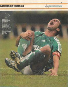 Read more about the article Palmeiras – Rugido animal no Parque
