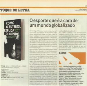 Read more about the article O esporte que é a cara de um mundo globalizado