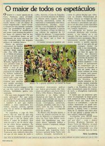 Read more about the article O maior de todos os espetáculos
