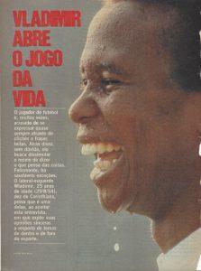 Read more about the article Vladimir abre o jogo da vida – Corinthians