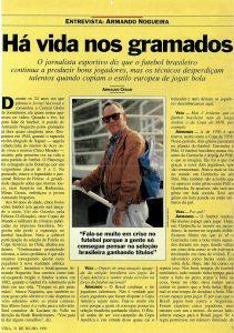 Read more about the article Há vida nos gramados