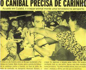 Read more about the article O canibal precisa de carinho