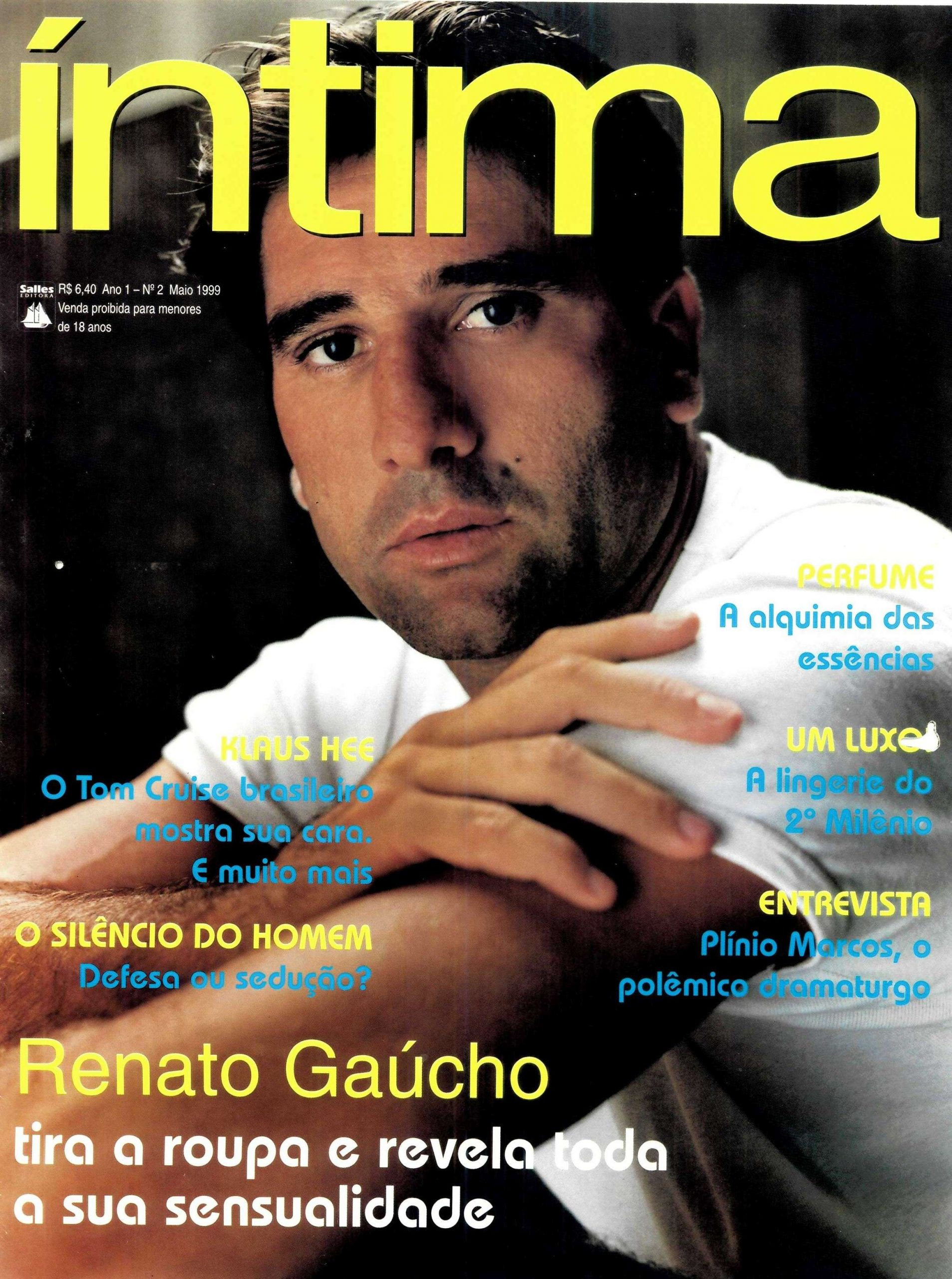 You are currently viewing Íntima, Renato Gaúcho