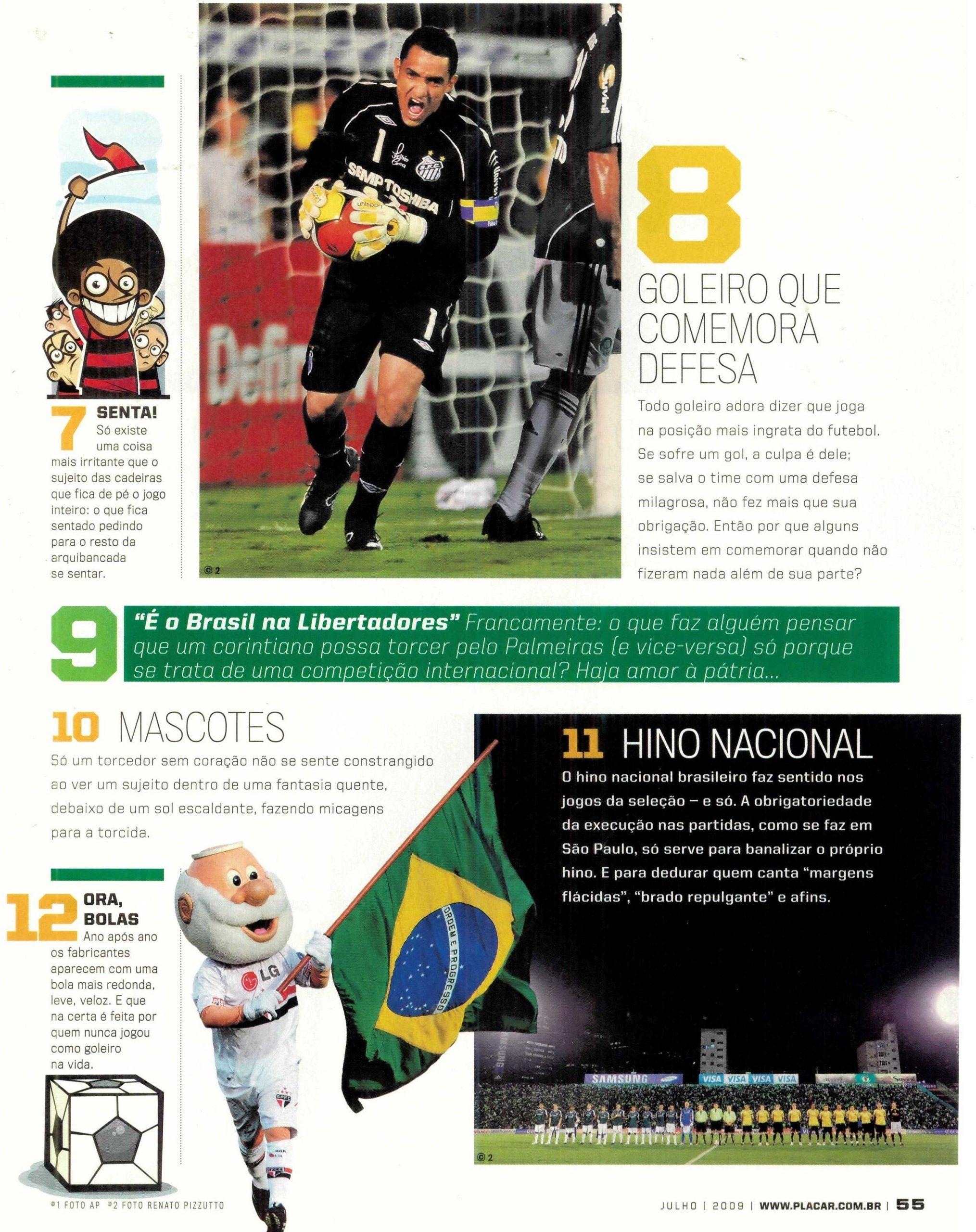 Read more about the article Goleiro que comemora a defesa