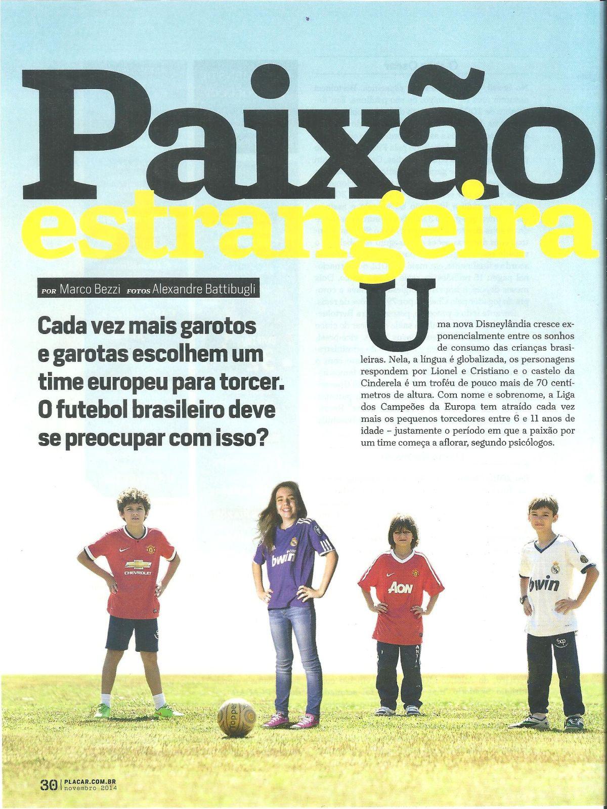 You are currently viewing Paixão estrangeira
