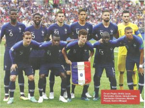 Read more about the article Fotos Seleção da França de Futebol Masculino