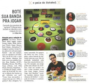 Read more about the article Bote sua banda para jogar