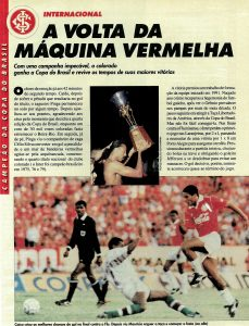 Read more about the article A volta da máquina vermelha