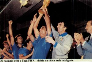 Read more about the article Fotos Seleção de Futebol Itália