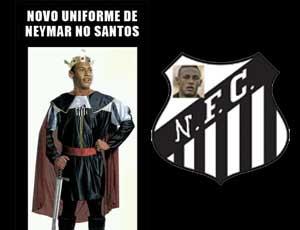 brincadeiras NeymarFC reprodução twitter