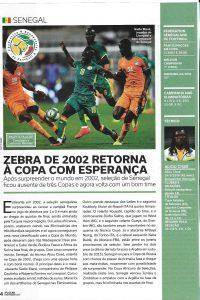 Read more about the article Senegal – Zebra de 2002 retorna à Copa com esperança