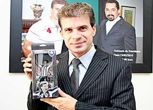 Boneco do Túlio Maravilha, Botafogo